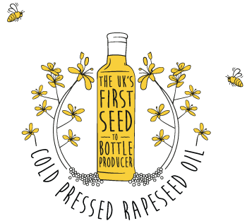 The UK's first Seed to Bottle producer of Cold Pressed Rapeseed Oil
