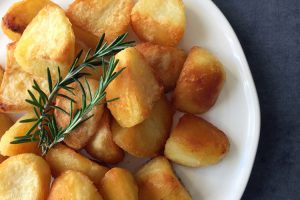British food fortnight roast potatoes