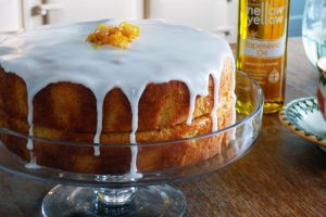 British food fortnight lemon cake