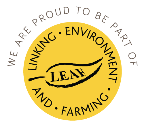 We are proud to be part of LEAF